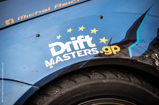 Парад Drift Masters GP 2017 в Рига